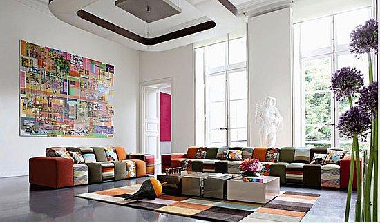 colour my sofa house of ana s. Black Bedroom Furniture Sets. Home Design Ideas