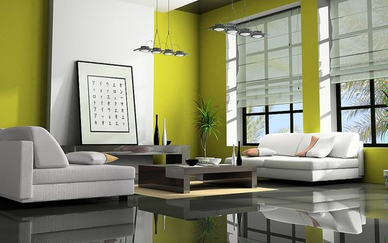 Grey And Lime Green Living Room green and grey inspired living room – house of anaïs